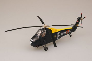 Helicopter H34 Choctaw French Air Force · EZM 37013 ·  Easy Model · 1:72