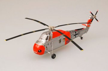Helicopter H34 Choctaw German Air Force · EZM 37014 ·  Easy Model · 1:72