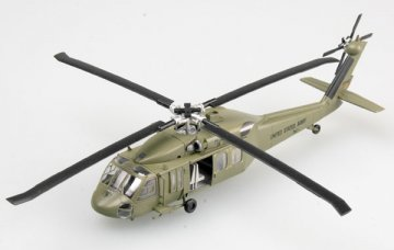 American UH-60A Blackhawk ´´Midnight Bule´´ 101 Airborne · EZM 37016 ·  Easy Model · 1:72