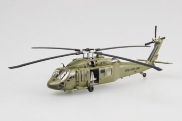 UH-60A Blackhawk 101st Airborne -The Infidel II · EZM 37017 ·  Easy Model · 1:72
