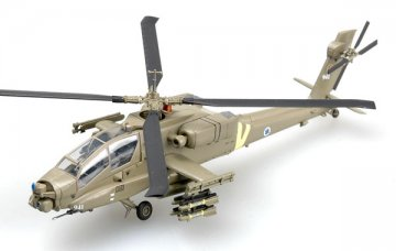 AH 64A Israel Air Force No. 941 · EZM 37027 ·  Easy Model · 1:72