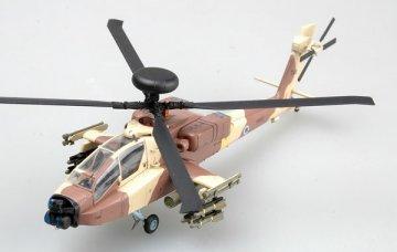 AH-64D Israeli Air force No.966 · EZM 37032 ·  Easy Model · 1:72