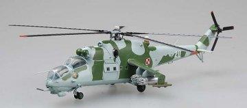 Mi-24 Polish Aif Force No. 741 · EZM 37038 ·  Easy Model · 1:72