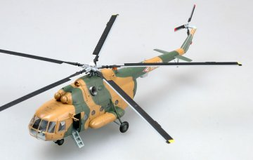 Mi-8 Hip-C Helicopter Hungarian Air · EZM 37041 ·  Easy Model · 1:72