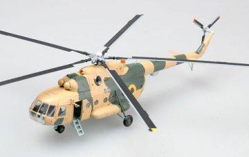 Ukraine air Force Mi-8T Blue 53 · EZM 37043 ·  Easy Model · 1:72