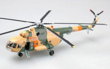 German Army Rescue Group Mi-8T No93+09 · EZM 37044 ·  Easy Model · 1:72