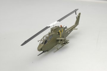AH-1S Israeli Air Force,No.234 S. Cobra · EZM 37097 ·  Easy Model · 1:72