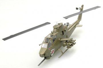 AH-1F based on German in capital letter · EZM 37098 ·  Easy Model · 1:72