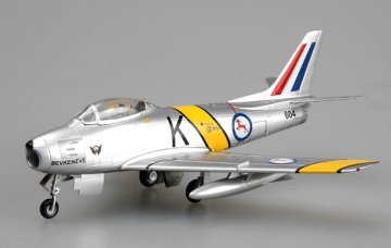 F-86F-30 South African Air Force No. 2 · EZM 37100 ·  Easy Model · 1:72