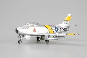 F-86F-1-NA 334FS USAF · EZM 37101 ·  Easy Model · 1:72
