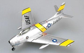 F-86 Billie/Margie 335th FIS Capt. · EZM 37102 ·  Easy Model · 1:72
