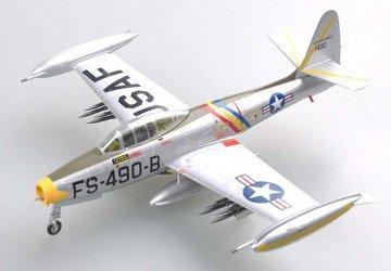 F-84G 51-10353310 Fighter BomberSquadro · EZM 37105 ·  Easy Model · 1:72