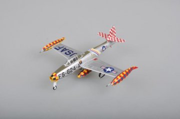F-84E Flown by the CO of the 86th FBW · EZM 37107 ·  Easy Model · 1:72