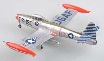 F-84E49-2105,Was assigned to22nd Fighter · EZM 37109 ·  Easy Model · 1:72
