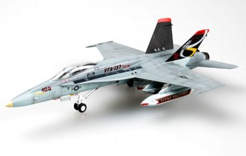 F/A-18C US NAVY VFA-137 NE-402 · EZM 37115 ·  Easy Model · 1:72