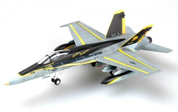F/A-18C US NAVY VFA-192 NF-300 · EZM 37116 ·  Easy Model · 1:72