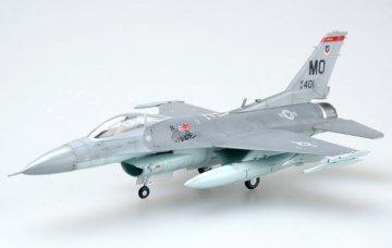 F-16C USAF 91-0401-MO · EZM 37125 ·  Easy Model · 1:72