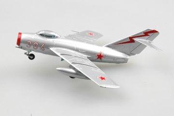 MiG-15 No.384 belonged of the V-VS in Ch · EZM 37130 ·  Easy Model · 1:72