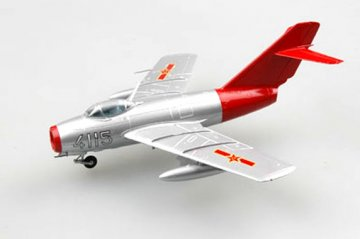 Chinese Air Force Red fox · EZM 37131 ·  Easy Model · 1:72