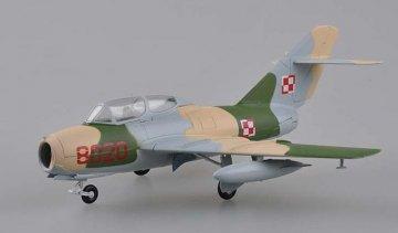 Mig-15UTI Polish Air Force · EZM 37139 ·  Easy Model · 1:72
