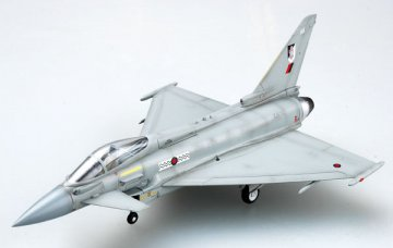EF-2000A 17 Sqn RAF · EZM 37141 ·  Easy Model · 1:72