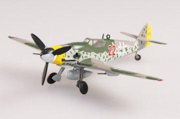 Messerschmitt Bf 109 G-10 Deutschland 1945 · EZM 37201 ·  Easy Model · 1:72