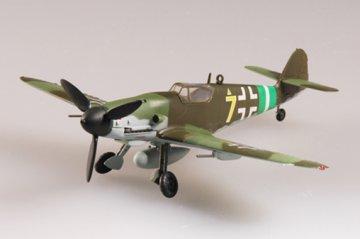 Messerschmitt Bf 109 G-10 I./ JG51 1945 · EZM 37203 ·  Easy Model · 1:72