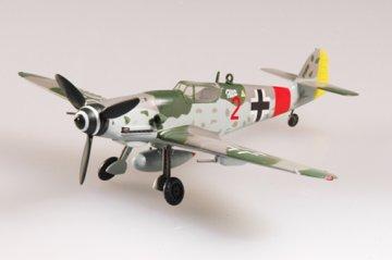 Messerschmitt Bf 109 G-10 II./ JG300 1944 Deutschland · EZM 37205 ·  Easy Model · 1:72