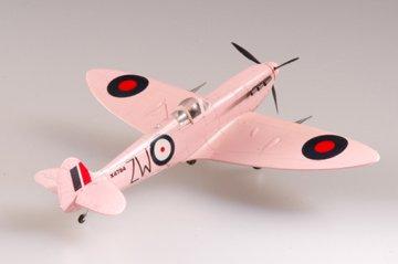 Spitfire Mk.V lt. RAF 140 Sqn 1941 · EZM 37212 ·  Easy Model · 1:72