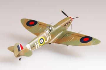 Supermarine Spitfire Mk V RAF 317 Sep.41 · EZM 37213 ·  Easy Model · 1:72