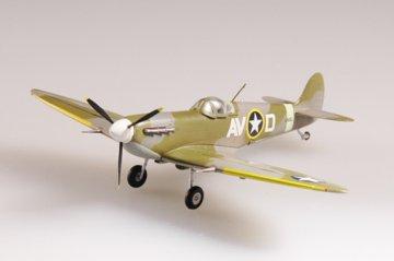 Supermarine Spitfire Mk V USAF 4FG 355FS · EZM 37215 ·  Easy Model · 1:72