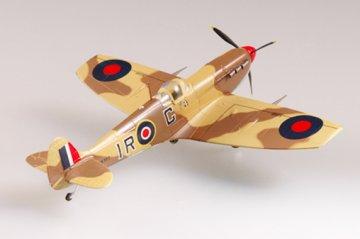 Spitfire Mk V / Trop RAF 224th Wing Commander 1943 · EZM 37217 ·  Easy Model · 1:72