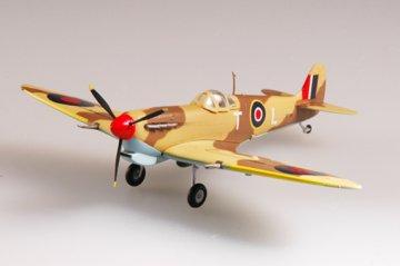 Supermarine Spitfire Mk VB Trop RAF 249 · EZM 37218 ·  Easy Model · 1:72