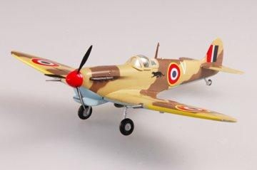 Spitfire MK VC/Trop RAF 328 Sqn 1943 · EZM 37220 ·  Easy Model · 1:72