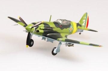 MiG-3 Rumänien · EZM 37222 ·  Easy Model · 1:72