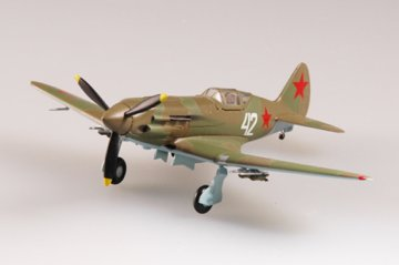 MiG-3 7th IAP 1941 · EZM 37223 ·  Easy Model · 1:72