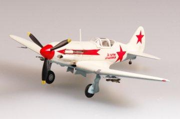 MiG 3 12th IAP Moskau Air Defence 1942 · EZM 37224 ·  Easy Model · 1:72