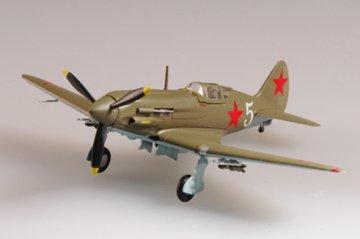 MiG 3 Porkryshkin 1941/1942 · EZM 37225 ·  Easy Model · 1:72
