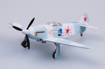 YAK-3 303 Fighter Aviation Division 1945 · EZM 37226 ·  Easy Model · 1:72