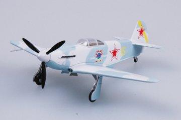 Soviet Yak-3 157 Sqn 1944 · EZM 37228 ·  Easy Model · 1:72