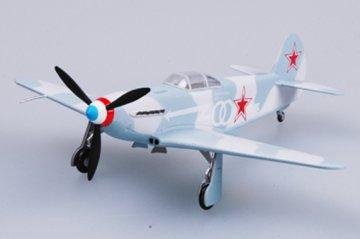 Yak-3 Ost-Russland 1944 · EZM 37230 ·  Easy Model · 1:72