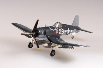 F4U-1 Corsair VF-17 Lt. Ike Kepford 1944 · EZM 37231 ·  Easy Model · 1:72