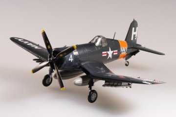 F4U-4 Corsair Miami NAS USNR · EZM 37239 ·  Easy Model · 1:72