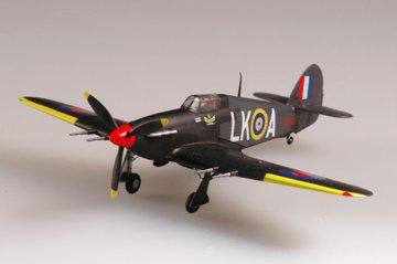 Hawker Hurricane MkII 87 Sqn Squadron Leader 1940/41 · EZM 37245 ·  Easy Model · 1:72
