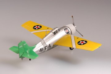 F4F Wildcat VF-41 USS Ranger Atlantic 1941 · EZM 37247 ·  Easy Model · 1:72