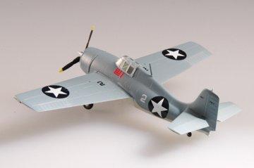Grumman F4F-4 Wildcat VMF-223 USMC 1942 · EZM 37248 ·  Easy Model · 1:72