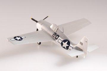 FM-2 Wildcat VC-36 USS Core Atlantic 1944 · EZM 37250 ·  Easy Model · 1:72