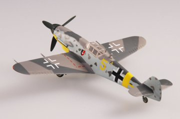 Messerschmitt Bf 109 G-2 VI./JG52 1942 Russland · EZM 37251 ·  Easy Model · 1:72