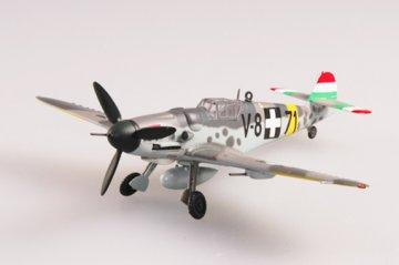 Messerschmitt Bf 109 G-6 Ungarn 1944 · EZM 37257 ·  Easy Model · 1:72