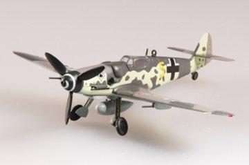 Messerschmitt BF109G-6 JG53 1945 Marseille · EZM 37258 ·  Easy Model · 1:72